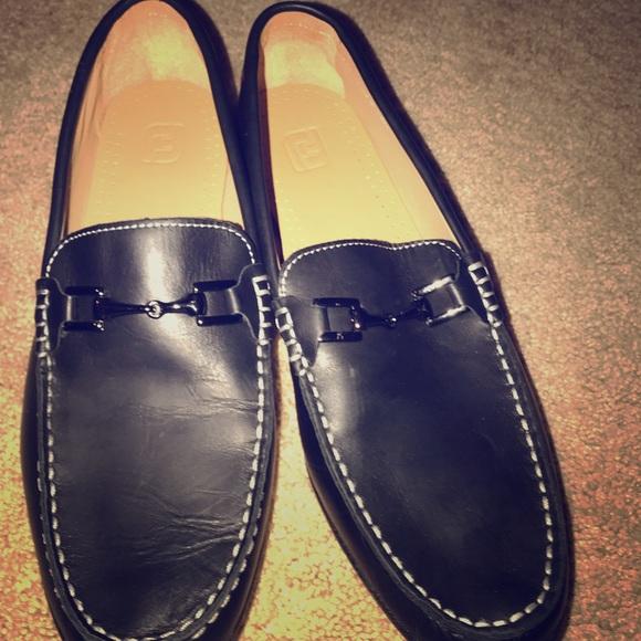 f03d386b4f3 FootJoy Loafers Mens Size 11 1 2M Brand New Black